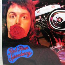 Paul McCartney and Wings Red Rose Speedway 2pc Vinyl LP Album
