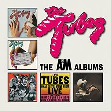 The Tubes - The AandM Years [CD]