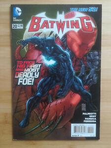Batwing #20 - 1st Appearance Luke Fox Batwing - New 52 - DC Comics - HOT