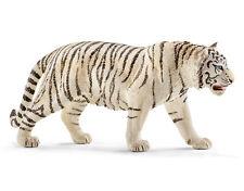 Schleich 14731 White Tiger Walking Wild Animal Toy Model - NIP