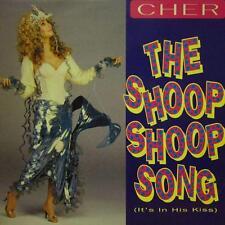 "Cher(7"" Vinyl P/S)The Shoop Shoop Song-Epic-656673 7-Netherlands-VG+/VG"