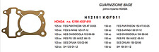 RICAMBIO GUARNIZIONE BASE MOTORE per HONDA FES PANTHEON 125 4T 2003 2004 2005