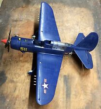 Cox Thimble Drome SB2C Helldiver Mostly Assembled Instructions Included