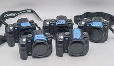 Lot of 5 For Parts! Minolta Maxxum 5D Digital Slr Camera Bodies - One Nos