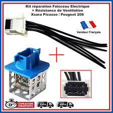 Résistance de chauffage pour xsara picasso 206 - 6450.EP faisceau électrique