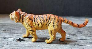 "Tiger Figure Toy Plastic 6"""