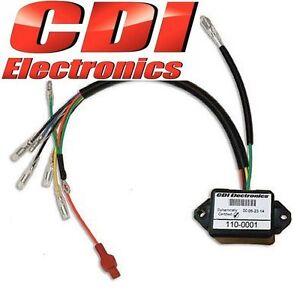 Honda CDI Ignition Control Module 30580-881-734 (110-0001)