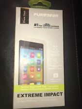 New PureGear Extreme Impact Easy Install Screen Protector for iPhone 7