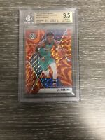 2019-20 Panini Mosaic Ja Morant Orange Prizm RC BGS Gem Mint 9.5 - 10 Sub 🔥🔥🔥