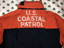 $395 Polo Ralph Lauren Windbreaker Coastal Naval Patrol Rescue rrl Jacket  L M