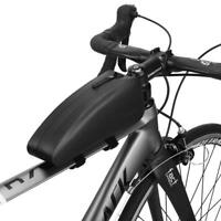 Waterproof Cycling Bicycle Bike Top Frame Front Tube Pannier Bag Pouch Holder