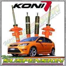 FORD FOCUS XR5 Turbo KONI STR.T Performance street Shock Absorbers (SET)