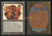 MTG Magic Argilla Primordiale (Primal Clay) - ITALIANA Revised Bordo Nero 1994