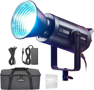 SZ150R 150W Bi-Color Zoomable RGB LED Video Light CRI 97 TLCI 96