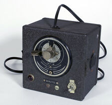 VINTAGE DARKROOM TIMER STEAM PUNK