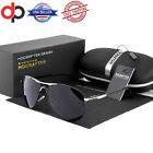 NEW HDCRAFTER Men's  Aviator Polarized UV400 Sunglasses with case  - 8722