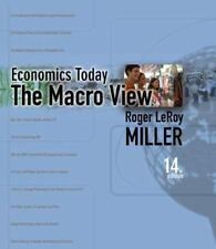 Economics Today by Roger LeRoy Miller (2006, Paperback)