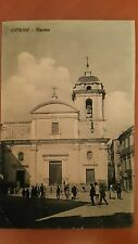 COTRONE - CATANZARO - DUOMO - NON VIAGGIATA - ANIMATA - 1911