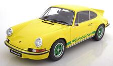 1 12 GT Spirit Porsche 911 2.7 carrera RS Touring 1973 Yellow/green