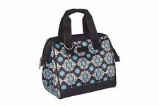 Sachi Insulated Style 34 Lunch Bag - Black Medallion