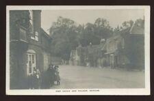 Bucks DENHAM Post Office 1913 RP  PPC