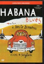 HABANA BLUES - DVD (USATO EX RENTAL)