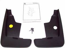 Jeep Compass Genuine New Mopar Both Front Splashguards Mudflaps 82212513