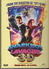 The Adventures of SharkBoy and LavaGirl DVD + Box Sleeve
