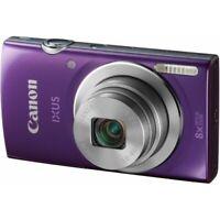 CANON IXUS 145 HD - APPAREIL PHOTO / VIDEO NUMERIQUE 16 MP - VIOLET - 100% NEUF