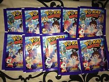 40 Packets Packs of Yo-Kai Watch Stickers Panini Party Bag Filler