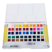 Superior Pigment Solid Watercolor Paints Set Colored Pencils For Drawing Pain B6