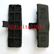 USB/HDMI DC IN/VIDEO OUT Rubber Door Cover For Nikon D3100 Digital Camera Repair