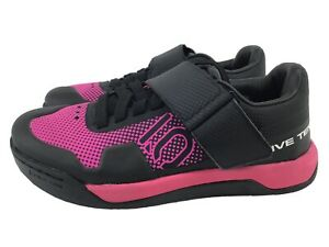 Womens Five Ten Hellcat Pro Mountain Bike Shoes Black/Pink  Size5.5 N987
