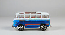 Matchbox VW Transporter White / Blue No Package