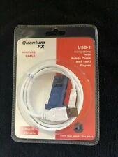 Quantum FX mini USB cable 4'