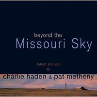 CHARLIE HADEN-BEYOND THE MISSOURI SKY-JAPAN SHM-CD