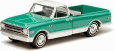 GREENLIGHT 1/64 COUNTRY ROADS SERIES 12 1968 CHEVROLET C-10 TRUCK WITH TOOL BOX