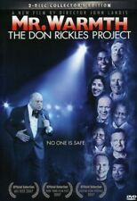 Mr Warmth: The Don Rickles Project [New DVD] Uncut, Unrated, Widescreen