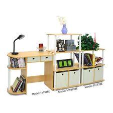 Furniture Dorm Apt Home Office Laptop Computer Desk Table Storage Work Student