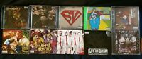 Insane Clown Posse - CD Lot Esham Twiztid Anybody Killa ICP ABK Boondox DJ Clay