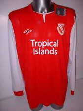 Energie Cottbus BNWT Adult XXL Shirt Jersey Football Soccer Trikot Umbro L/S Top