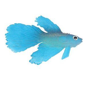 Small Aquarium Plastic Floating Rumble Fish Betta Ornaments Fish Tank Decoration