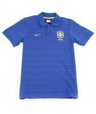 Maillots de football des sélections nationales bleus Nike