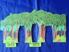 1974 THE NEW ADVENTURES OF GILLIGAN - REPLACEMENT PARTS -PALM TREE BACKGROUND