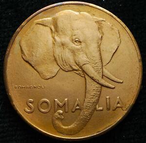 1950 Somalia 10 Cent UNC