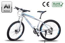 "High Quality 26"" Aluminum Alloy Frame Shimano 21 Speed Disc Brake Mountain Bike"