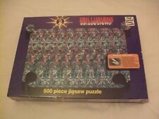 Plastic 8-11 Years 500 - 749 Pieces Jigsaws & Puzzles