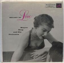 Wayne King und sein Orchester? - Melody Of Love LP USA Oldies Pop Balladen 1955