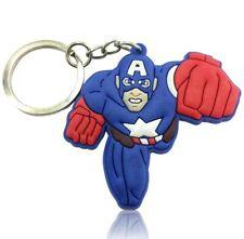Captain America Keychain - Avengers Zipper Pull Bookbag Charm Jacket Zipper Pull