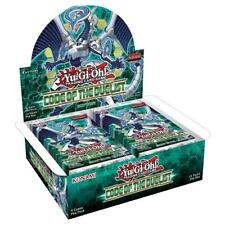 Yu-gi-oh! Yugioh Code of the Duelist Factory Sealed 1st Ed. English Booster Box